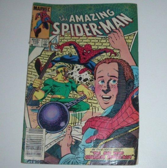 Amazing Spider-Man #248 (Marvel Comics 1984)