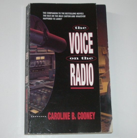 The Voice on the Radio by CAROLINE B COONEY Mystery 1998