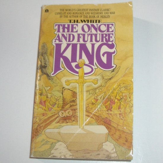 The Once and Future King by T H WHITE ACE Fantasy 1987