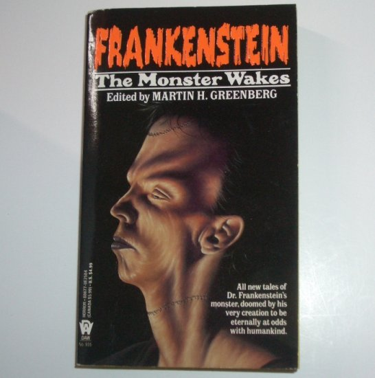 Frankenstein The Monster Wakes by MARTIN H GREENBERG Horror 1993