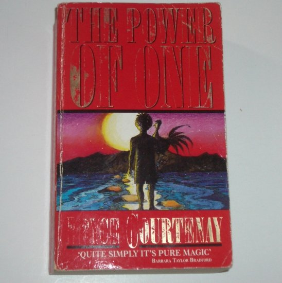 The Power of One by BRYCE COURTENAY Import 1997