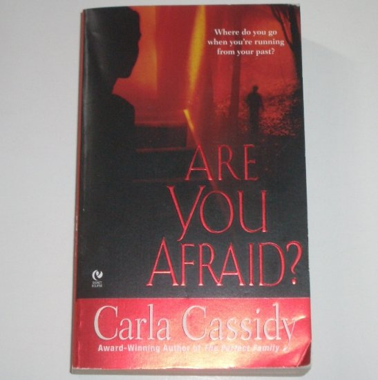 Are You Afraid? by CARLA CASSIDY Romantic Suspense 2006