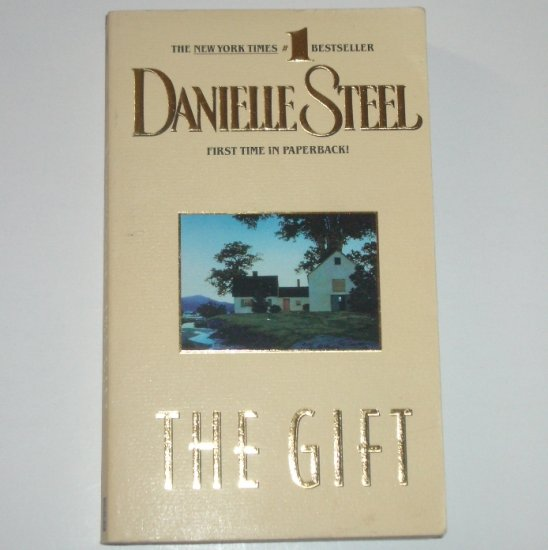 The Gift by DANIELLE STEEL Romance 1996