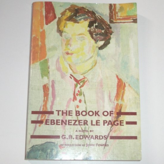 The Book of Ebenezer Le Page by G B EDWARDS Trade Size 1995