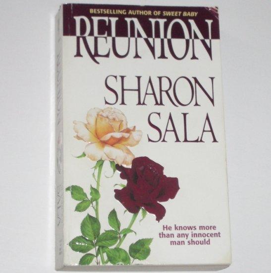 Reunion by SHARON SALA Romantic Suspense 1999