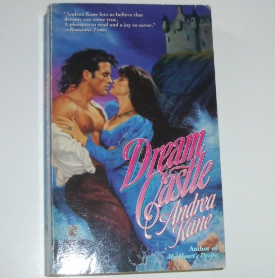 Dream Castle by ANDREA KANE Historical Regency Romance 1992