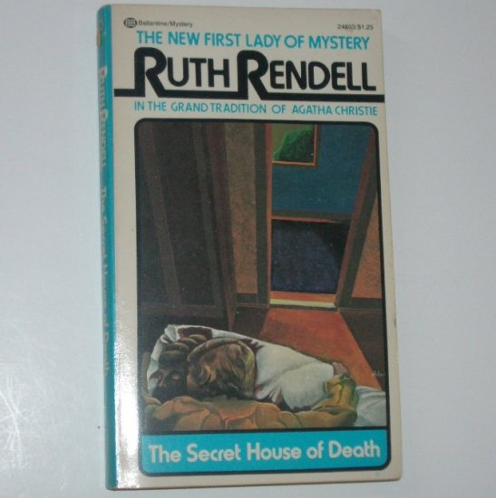 The Secret House of Death by RUTH RENDELL Mystery 1976