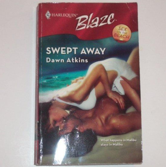 Swept Away by DAWN ATKINS Harlequin Blaze 348 Sep07 Sex on the Beach