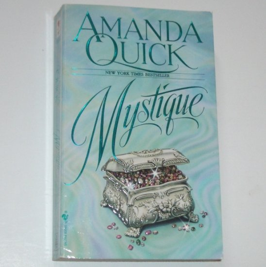 Mystique by AMANDA QUICK Historical Medieval Romance 1996