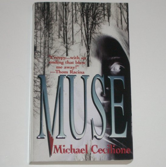 The Muse by MICHAEL CECILIONE Thriller 2000
