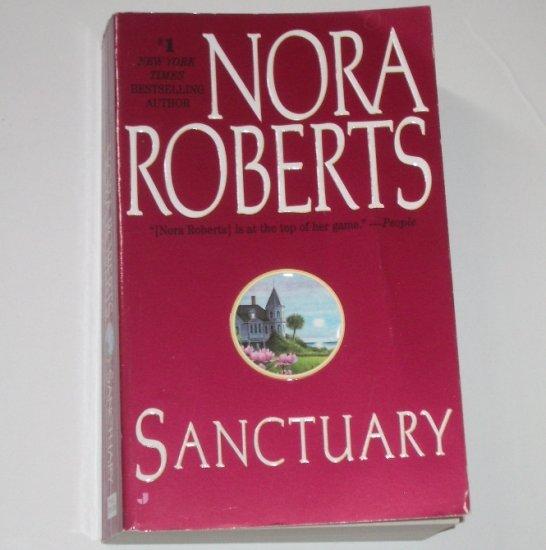 Sanctuary by NORA ROBERTS Romantic Suspense 1998