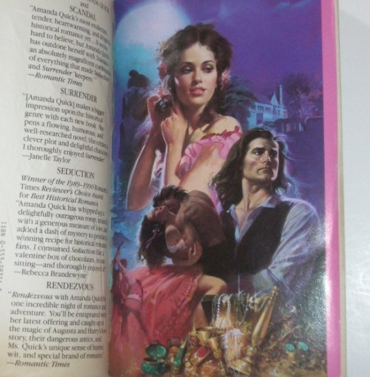 Ravished by AMANDA QUICK Historical Regency Romance 1992