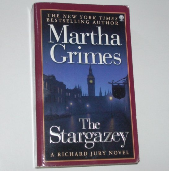 The Stargazey by MARTHA GRIMES A Richard Jury Cozy Mystery 1999