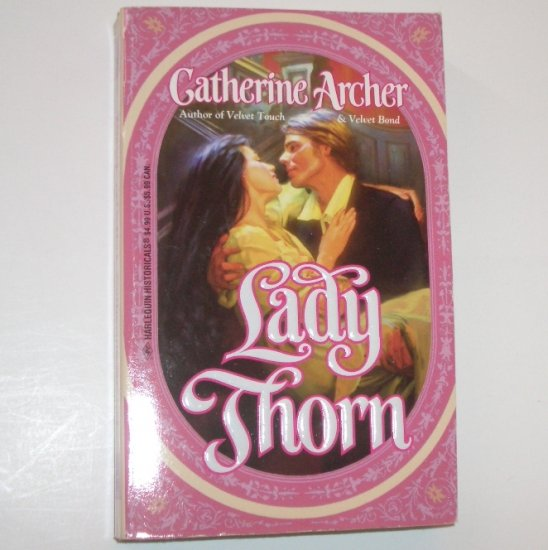 Lady Thorn by CATHERINE ARCHER Harlequin Historical Victorian Romance 1997