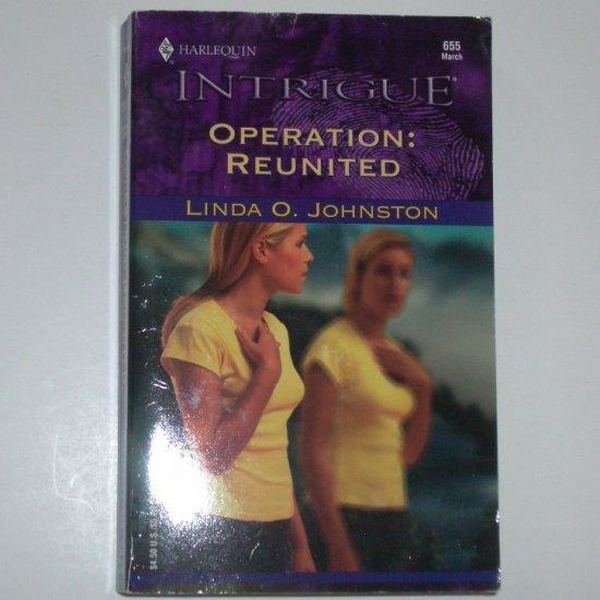 Operation : Reunited by Linda O. Johnston Harlequin Intrigue 655 Mar02