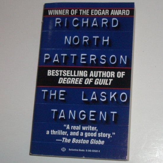The Lasko Tangent by RICHARD NORTH PATTERSON Thriller 1993