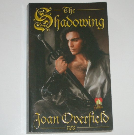 The Shadowing by JOAN OVERFIELD Historical Gothic Romance Love Spell Candleglow 2002