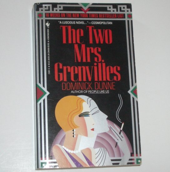 The Two Mrs. Grenvilles by DOMINICK DUNNE 1986