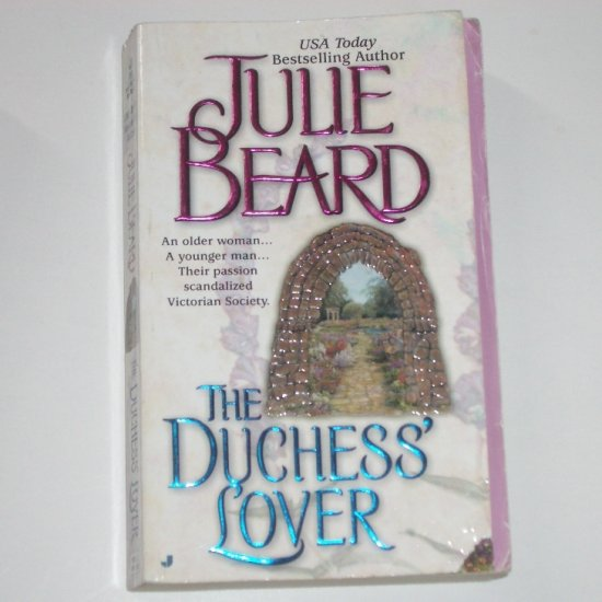 The Duchess' Lover by JULIE BEARD Historical Victorian Romance 2002