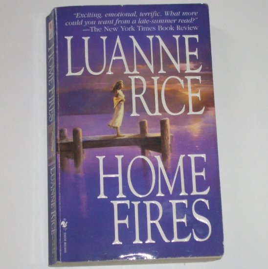 Home Fires by LUANNE RICE Romance 1996