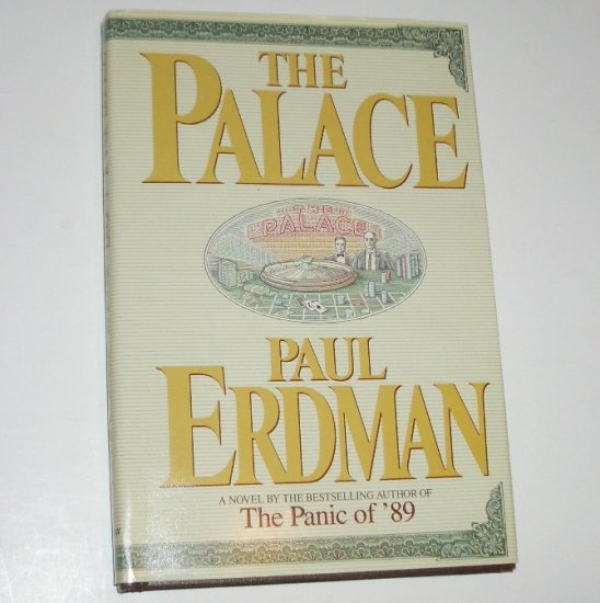 The Palace by PAUL ERDMAN Hardcover with Dust Jacket 1987