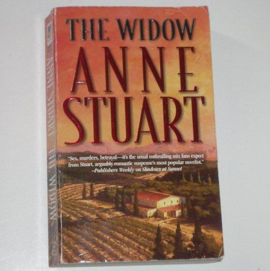 The Widow by ANNE STUART Romantic Suspense 2001