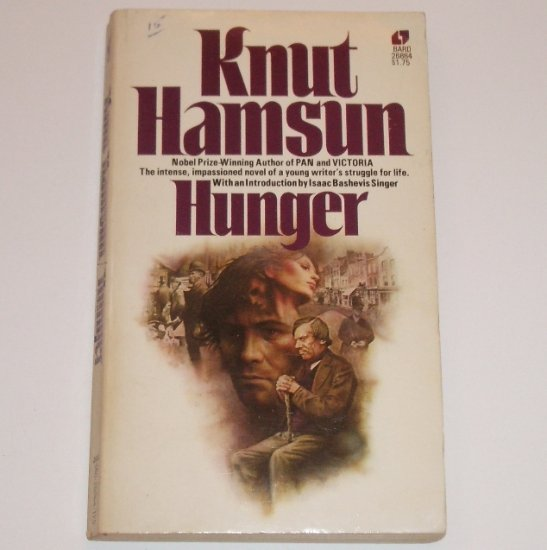 Hunger by KNUT HAMSUN 1975