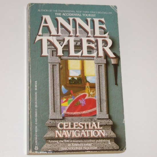 Celestial Navigation by Anne Tyler Romance 1984