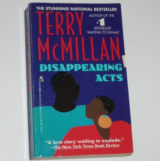 Disappearing Acts by TERRY McMILLAN African American Romance 1993