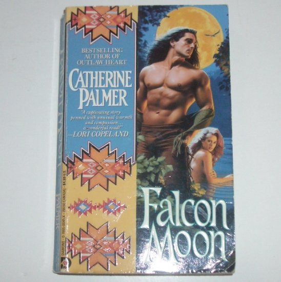 Falcon Moon by CATHERINE PALMER Historical Indian Romance 1994