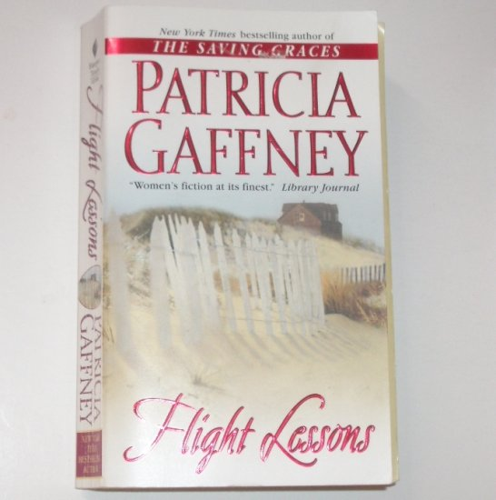 Flight Lessons by PATRICIA GAFFNEY 2003