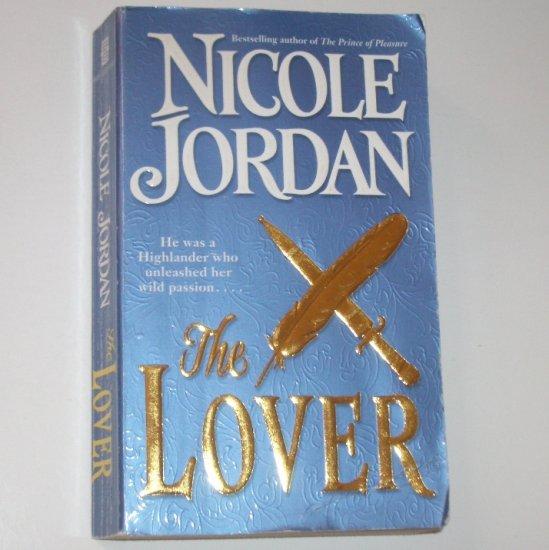 The Lover by NICOLE JORDAN Historical Scottish Romance 2004