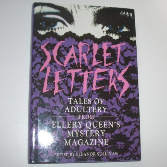 Scarlet Letters Tales of Adultery from Ellery Queen's Mystery Magazine Hardcover 1991