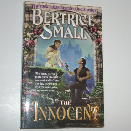 The Innocent by BERTRICE SMALL Historical Medieval Romance 1999 Trade Size