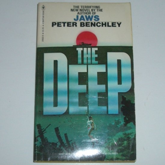 The Deep by PETER BENCHLEY Thriller 1977