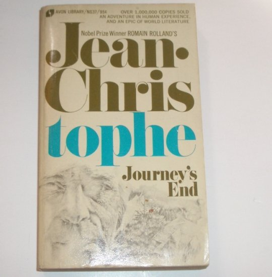 Jean Christophe Journey's End by ROMAIN ROLLAND 1969