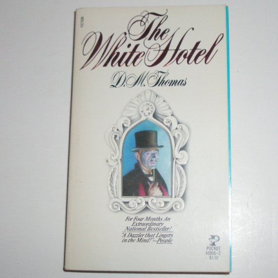 The White Hotel by D M THOMAS 1982