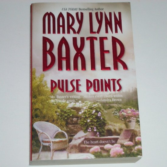 Pulse Points by MARY LYNN BAXTER Romance 2003