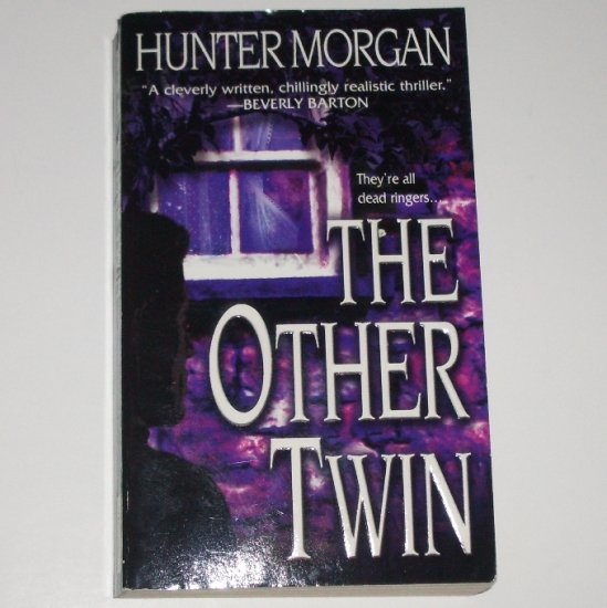 The Other Twin by HUNTER MORGAN Romantic Suspense 2003