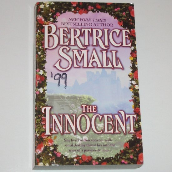 The Innocent by BERTRICE SMALL Historical Medieval Romance 2001
