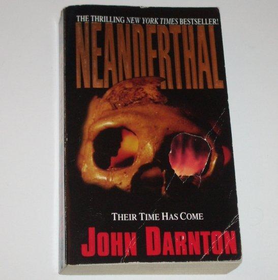 Neanderthal by JOHN DARNTON Thriller 1997