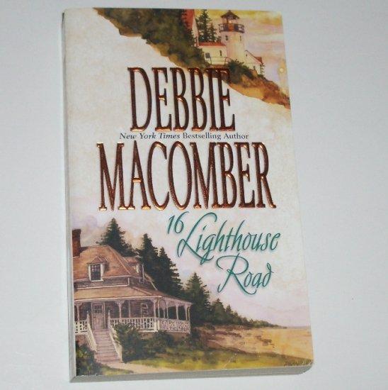 16 Lighthouse Road by DEBBIE MACOMBER Romance 2001 Cedar Cove Series
