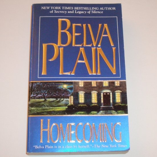 Homecoming by BELVA PLAIN 1998
