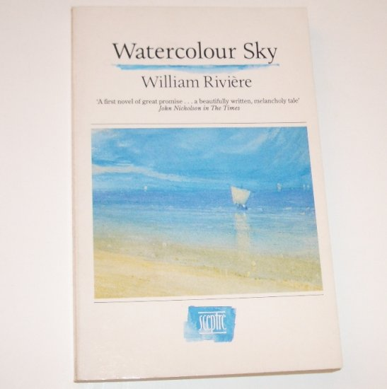 Watercolour Sky by WILLIAM RIVIERE Trade Size Romance Paperback 1991