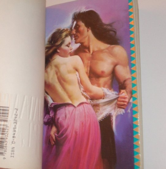Comanche Flame by MADELINE BAKER Historical Indian Romance 1992