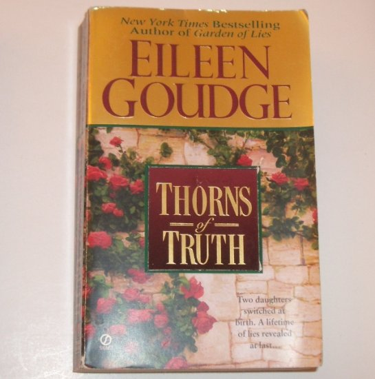 Thorns of Truth by EILEEN GOUDGE Romance 1998