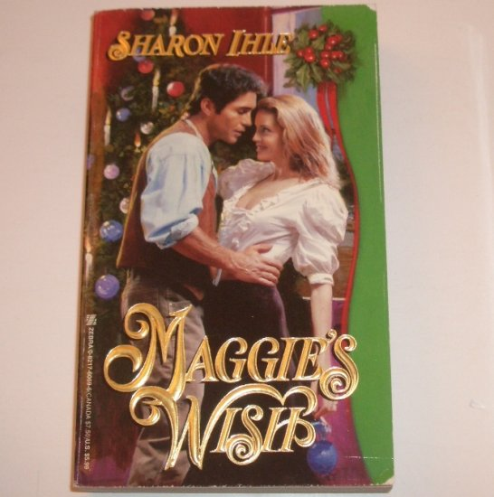 Maggie's Wish by Sharon Ihle Historical Western Romance 1998