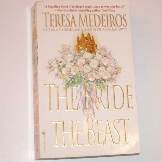 The Bride and the Beast by Teresa Medeiros Historical Scottish Romance 2001 TOP PICK