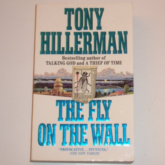 The Fly on the Wall by TONY HILLERMAN Mystery 1990