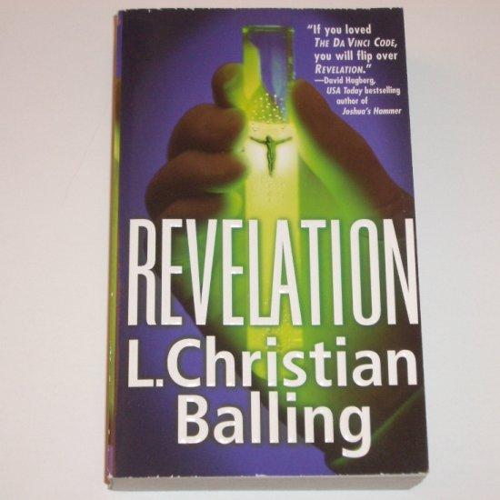 Revelation by L CHRISTIAN BALLING Thriller 1999